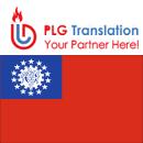 dịch tiếng Myanmar