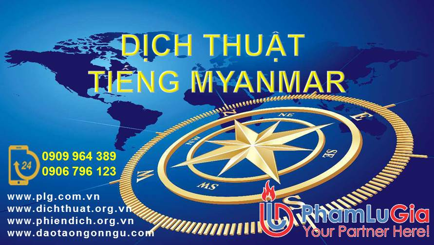 dịch tiếng myanmar sang tiếng việt