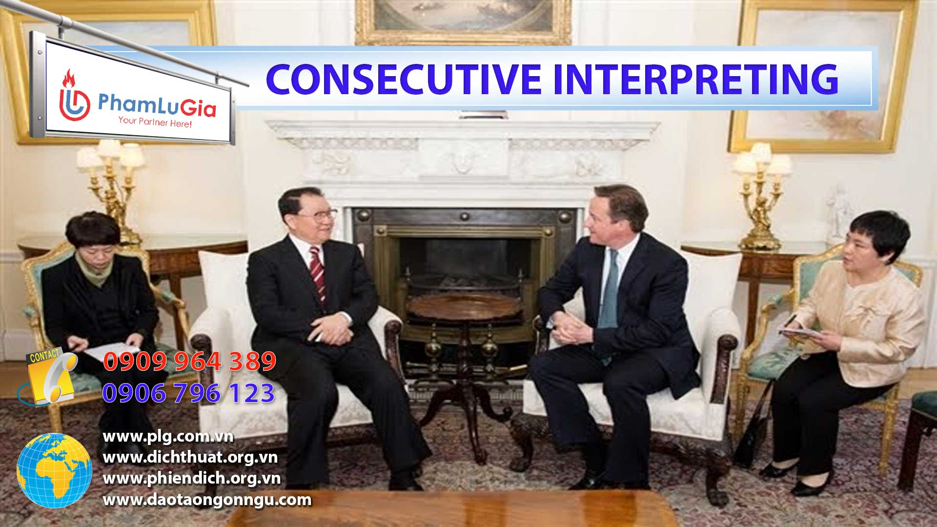 Consecutive interpreting
