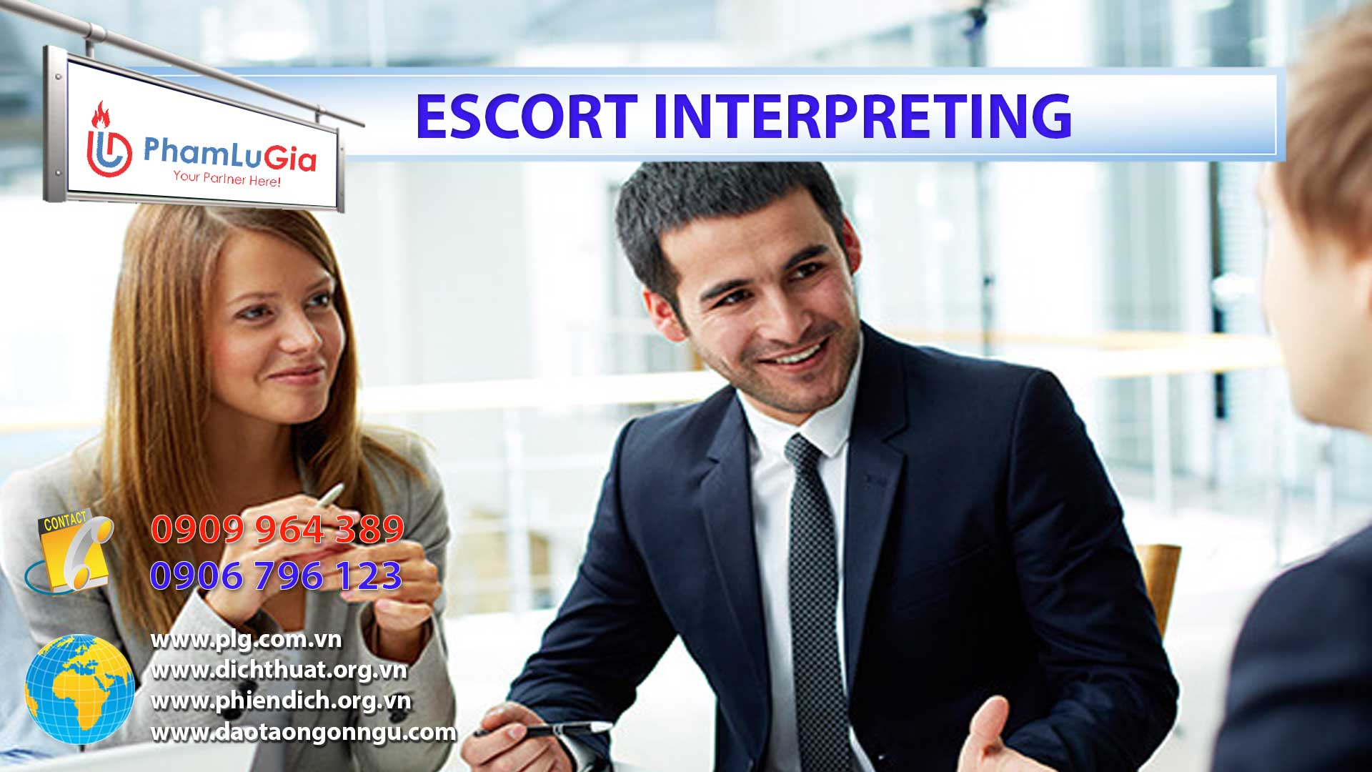 Escort Interpreting