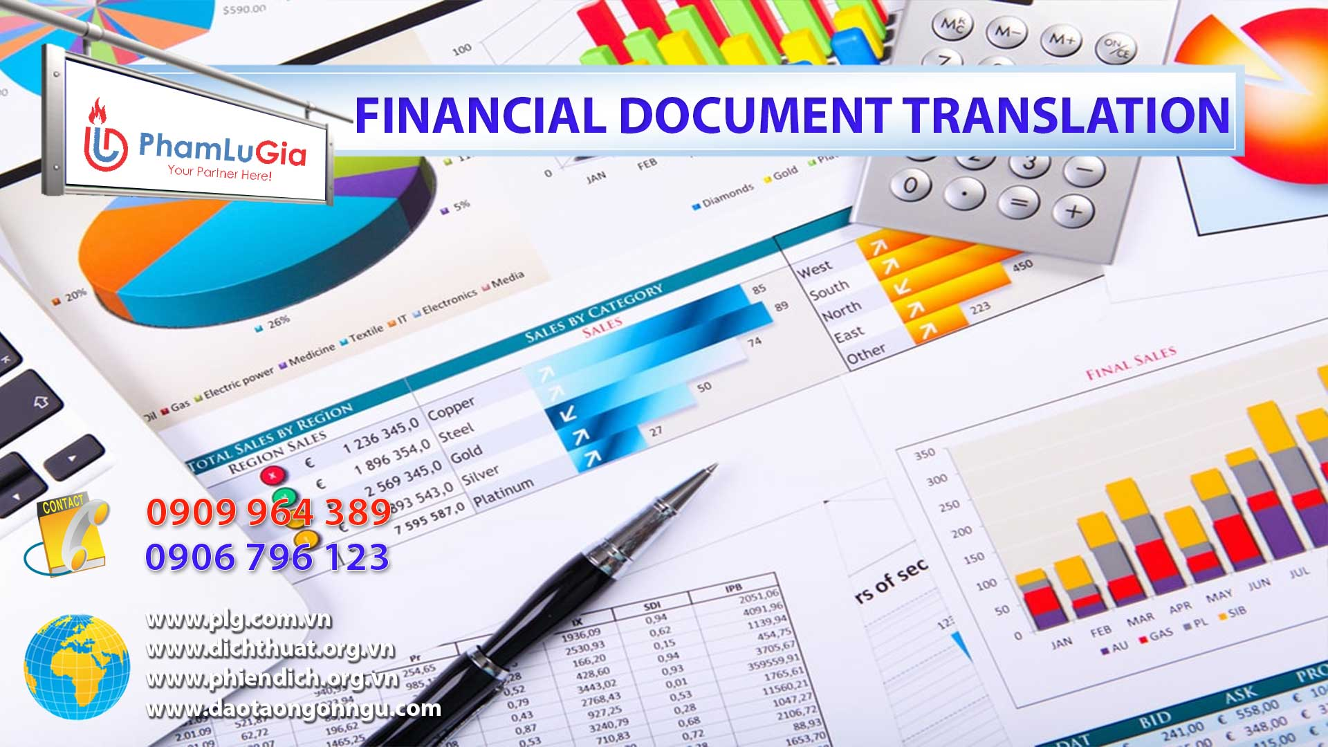 Financial Document Translation